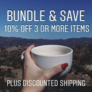BUNDLE & SAVE 🌜